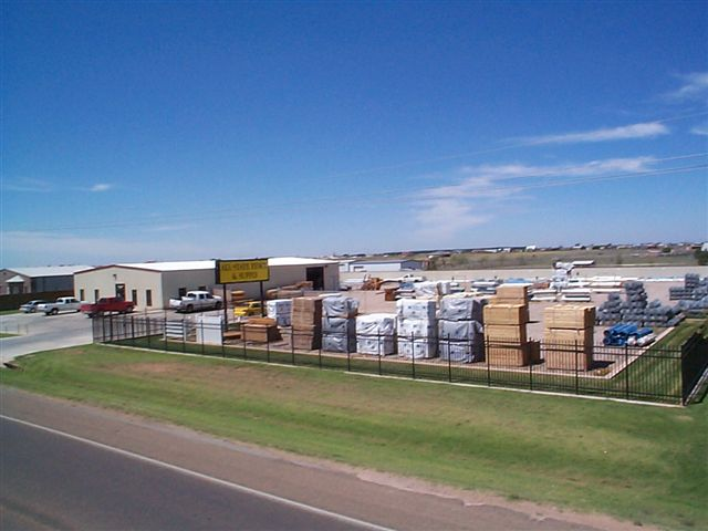 All State Fence & Supply Lubbock